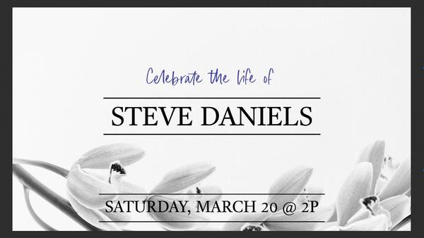 Steve Daniels Memorial