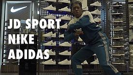 JD Sport - Nike - Adidas
