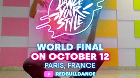 Red Bull Dance Your Style - Mavinga