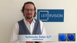 3/7 LEITERVISION Technische Daten