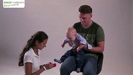 ZES Body Chip - Anwendung Baby