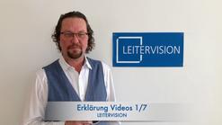 1/7 LEITERVISION: Erklärung Videos
