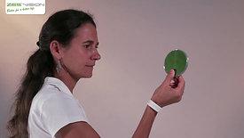 ZES Device Chip - am Körper