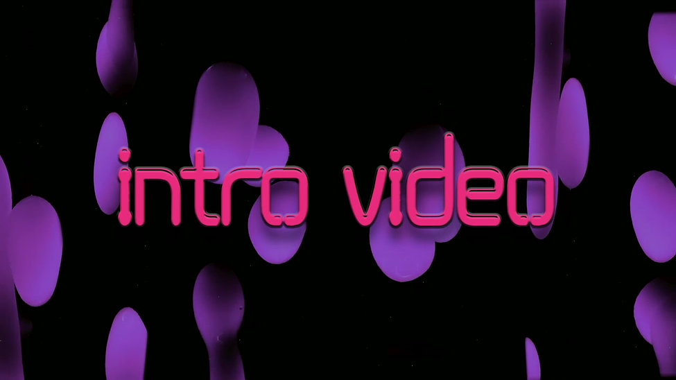 Intro to Video