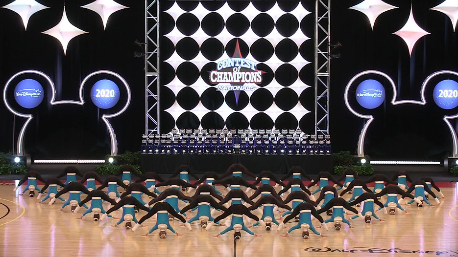 The Contest of Champions Dance Nationals 2020