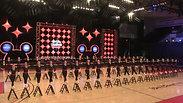TWHS Highstepper Ladder Dance 2020