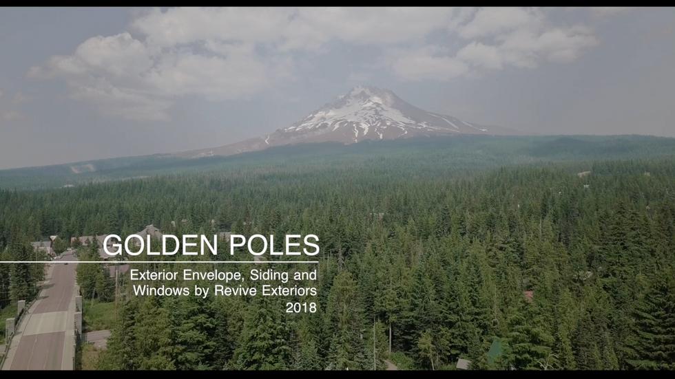 Golden Poles