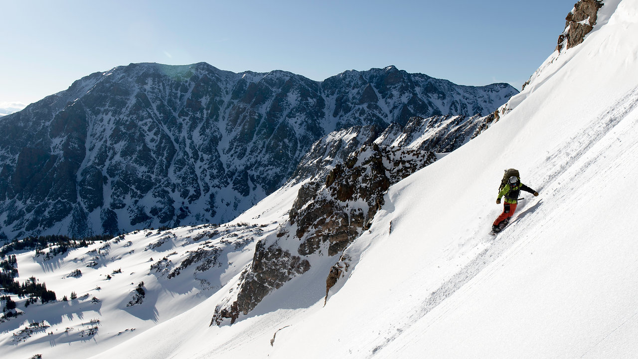 Welcome to Colorado Snowboard Guides