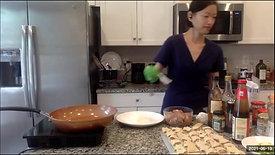Dim Sum Cooking Camp - Fried wonton
