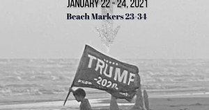 Trump 2020 Texas Beach Party Promo