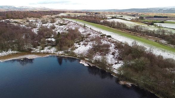 Loch at Muir Estate