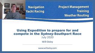 Sydney Southport Race Intro Video