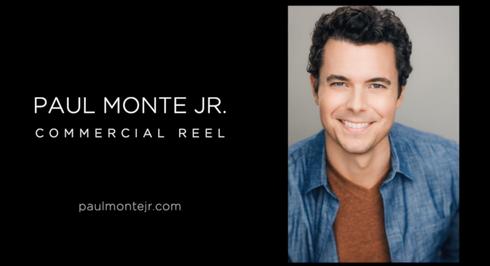 Paul Monte Commercial Reel