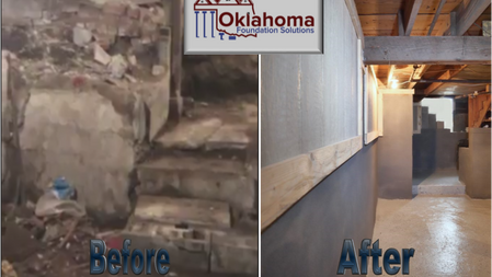 Basement Remodeling by Oklahoma Foundation Solutions