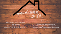 Sunday Service - Under the Roof of ATC - 10.25.20