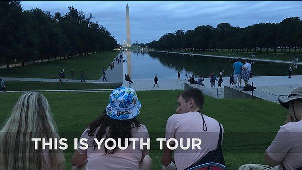2018 Oklahoma Youth Tour