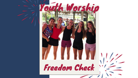 Youth Worship | July 5, 2020