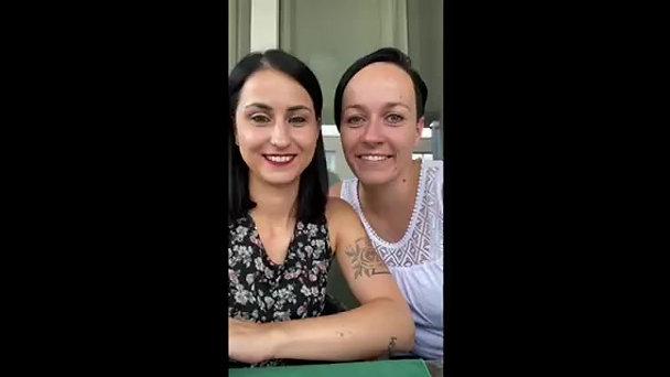 Karin & Selina