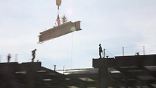 Lucile Packard Children's Hospital Topping Out