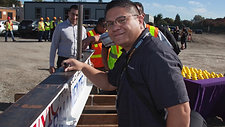 Kaiser Skyport Topping Out