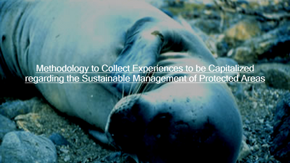 Capitalization of Experiences in Sustainable Management of Protected Areas