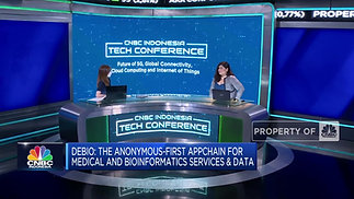 CNBC Feature - Medical Data Security Management Strategy Via Blockchain on DeBio Network(2)