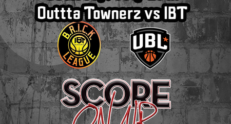 Brick League Basketball July 18th Outta Townerz vs IBT