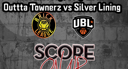 Brick League Basketball July 15th Outta Townerz vs Silver linings
