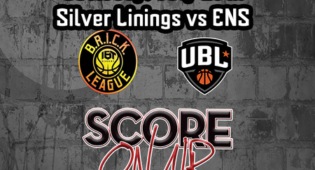 Brick League Basketball July 18th ENS vs Silver Linings
