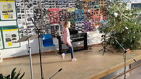 Emilia Scheller - Shuffle Dance