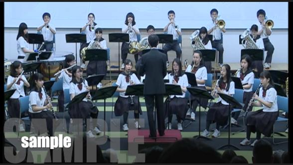 School Brass band2_Sample