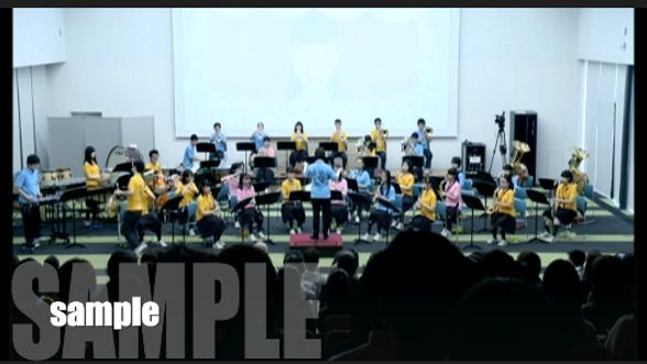 School Brass band_Sample