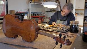 Les luthiers de la forêt
