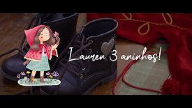 Pocket Lauren 3 Anos