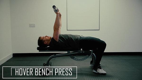 Hover Bench Press