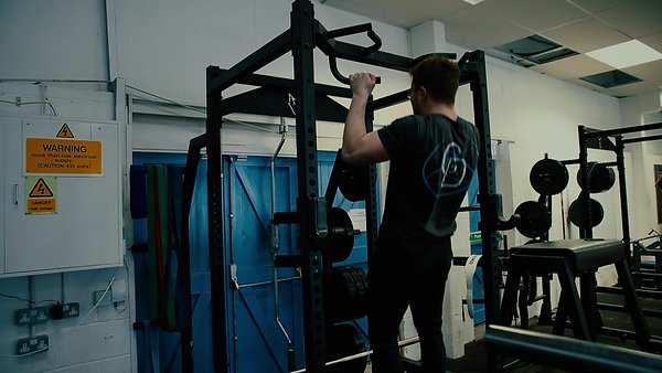 Supinated Grip Pull-up