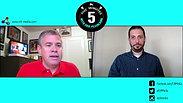 5 Minutes with Erik Pessolano (Jacob Ullman)