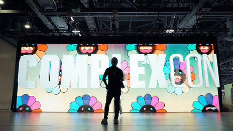 ComplexCon | The Invisible Space