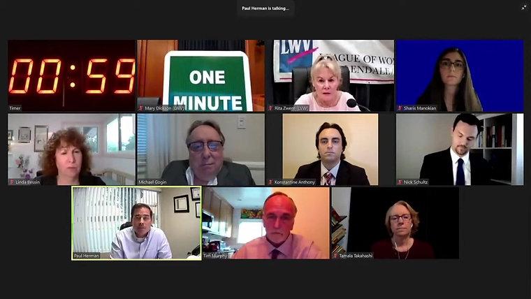 Paul Herman Speeches and Endorsements