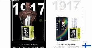 1917- Suomi Leijona tuoksu