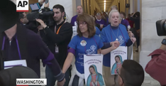Catholics Stage DACA Protest on Capitol Hill