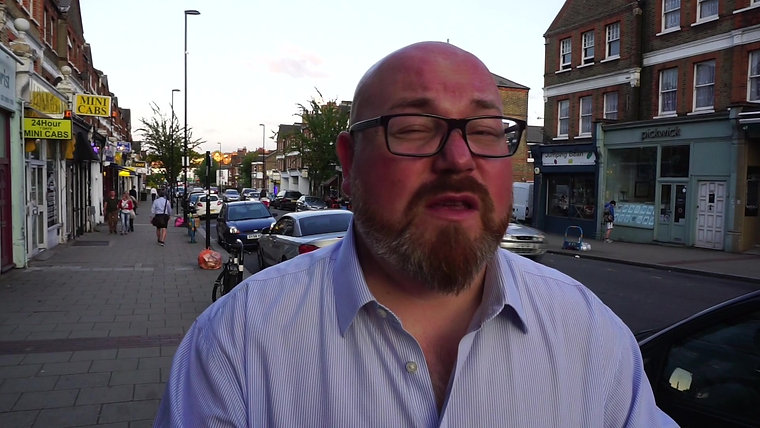 Paul Bell | Seeking selection to be the Labour candidate for the Mayor of Lewisham