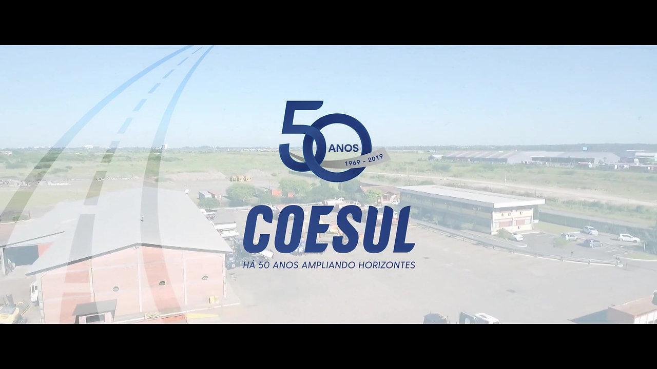 Coesul - 50 anos