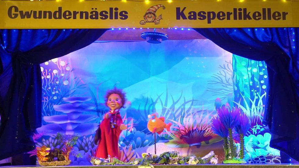 Kasperlis Abetüür im töife Meer