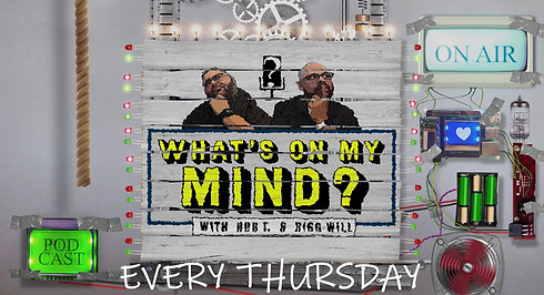 What's on my Mind Podcast