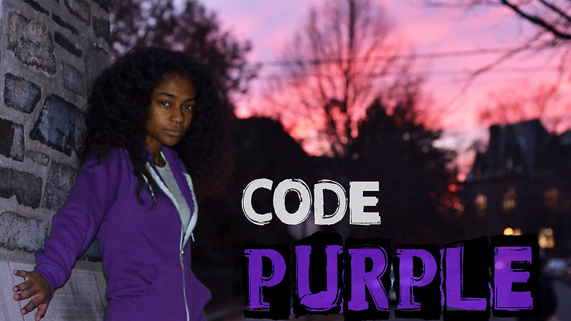 BAC Presents: Code Purple (Fall 2013)