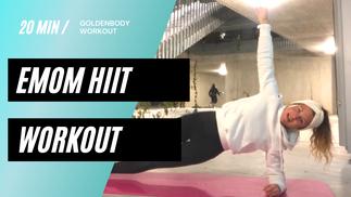 EMOM Workout - Ganzkörper Training 20 Minuten