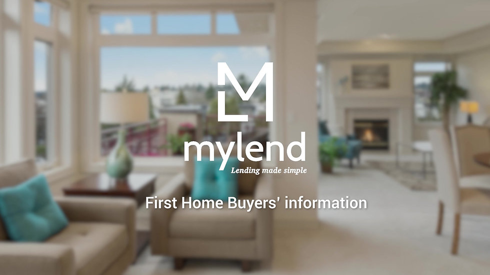 First Home Buyers' Information