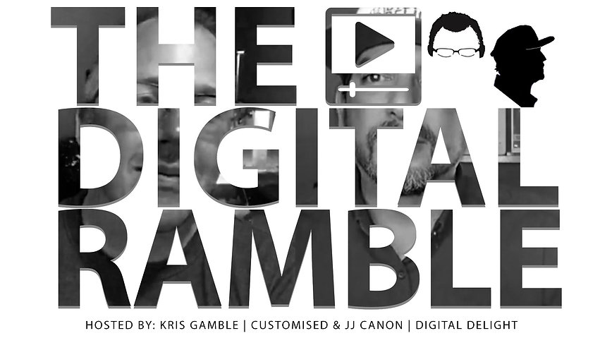 THE DIGITAL RAMBLE