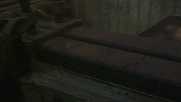 DOKEX Extruder Stahlwerk